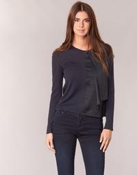 Oblečenie Ženy Svetre Armani jeans JAUDO Námornícka modrá