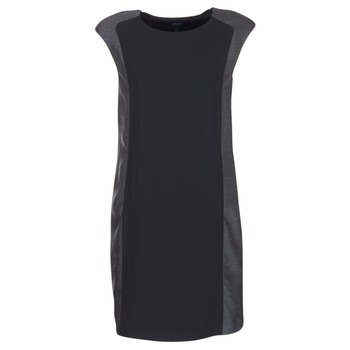 Oblečenie Ženy Krátke šaty Armani jeans LAMIC Čierna / Šedá
