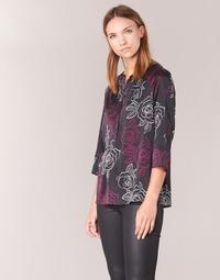 Oblečenie Ženy Blúzky Armani jeans DRENIZ Čierna