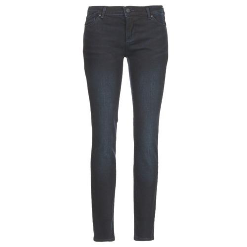 Oblečenie Ženy Rifle Slim  Armani jeans BOBE Modrá