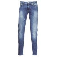 Oblečenie Muži Džínsy Slim Armani jeans LORETTE Modrá