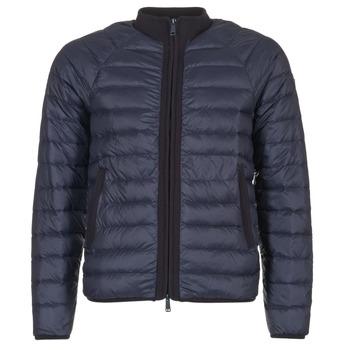 Oblečenie Muži Vyteplené bundy Armani jeans JILLU Čierna