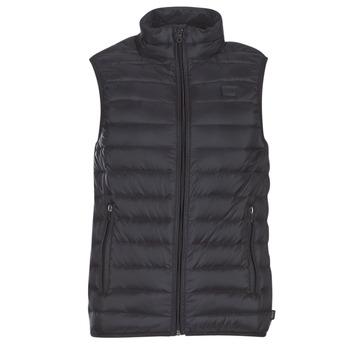 Oblečenie Muži Páperové bundy Armani jeans CHORI čierna