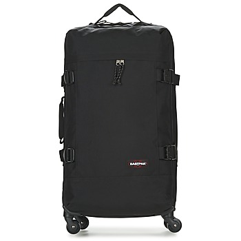 Tašky Pružné cestovné kufre Eastpak TRANS4 M čierna