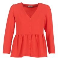Oblečenie Ženy Blúzky Betty London HALICE Červená