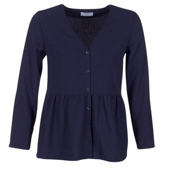 Oblečenie Ženy Blúzky Betty London IHALICE Námornícka modrá