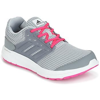 Topánky Ženy Bežecká a trailová obuv adidas Performance galaxy 3.1 w šedá / Ružová