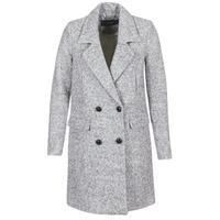 Oblečenie Ženy Kabáty Vero Moda FIESTA šedá
