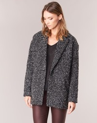 Oblečenie Ženy Kabáty Vero Moda SALT Čierna