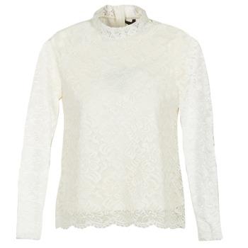 Oblečenie Ženy Blúzky Vero Moda FREJA Biela