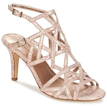 Topánky Ženy Sandále Tamaris  Ružová