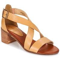 Topánky Ženy Sandále Kickers VOLTAX Béžová