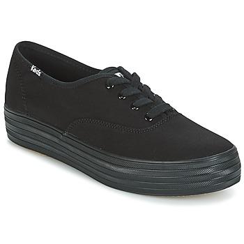Topánky Ženy Nízke tenisky Keds TRIPLE čierna