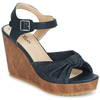 Topánky Ženy Sandále S.Oliver  Denim / Comb
