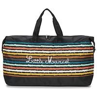 Tašky Ženy Cestovné tašky Little Marcel NAVIGA Čierna / Viacfarebná