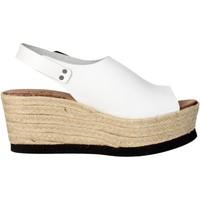 Topánky Ženy Sandále Tdl Collection 5372677-6 White