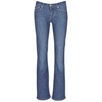 Oblečenie Ženy Džínsy Bootcut Betty London IHEKIKKOU BOOTCUT Modrá / Medium
