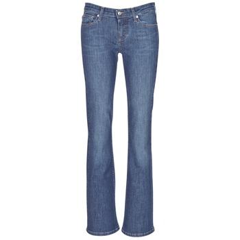 Oblečenie Ženy Džínsy Bootcut Yurban IHEKIKKOU BOOTCUT Modrá / Medium