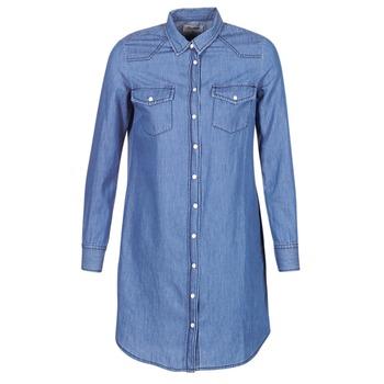Oblečenie Ženy Krátke šaty Yurban HEBELLA Modrá