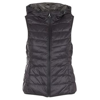 Oblečenie Ženy Vyteplené bundy Only TAHOE Čierna