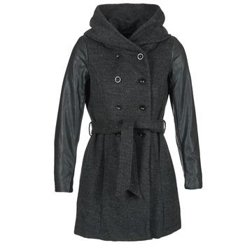 Oblečenie Ženy Kabáty Only MARY LISA Šedá