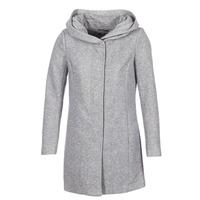 Oblečenie Ženy Kabáty Only SEDONA šedá