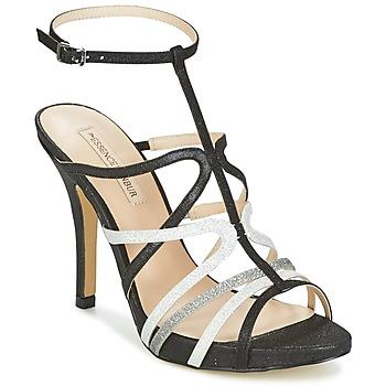 Topánky Ženy Sandále Menbur DARRO Čierna