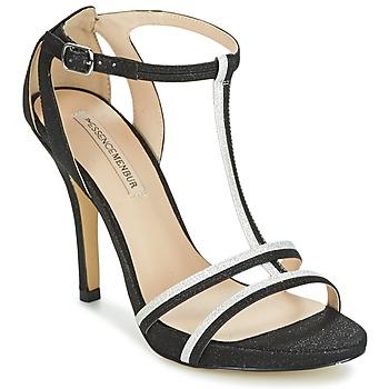 Topánky Ženy Sandále Menbur LOJA Čierna