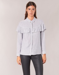 Oblečenie Ženy Košele a blúzky Moony Mood HALIS Biela