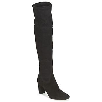 Topánky Ženy Vysoké čižmy Bocage FLORIAN čierna