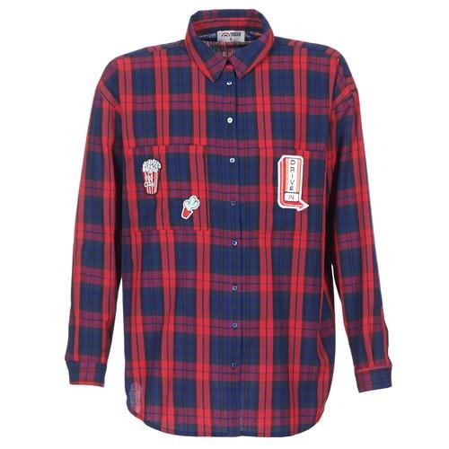 Oblečenie Ženy Košele a blúzky Yurban HERDON Červená