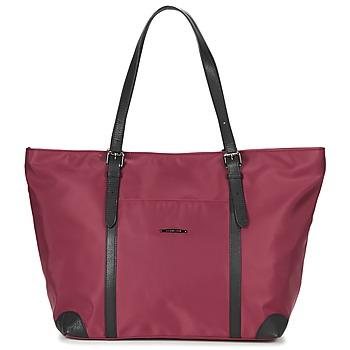 Tašky Ženy Veľké nákupné tašky  Hexagona JOLLY EPAULE Bordová