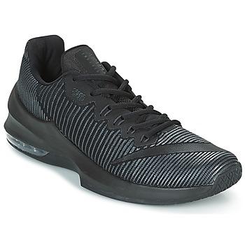 Topánky Muži Basketbalová obuv Nike AIR MAX INFURIATE 2 LOW Čierna