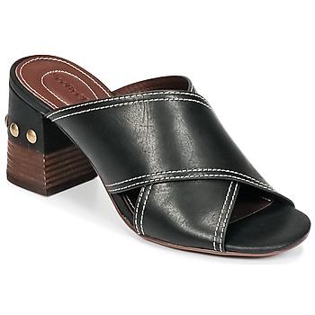 Topánky Ženy Šľapky See by Chloé SB30083 Čierna