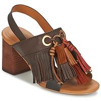 Topánky Ženy Sandále See by Chloé SB30102 Hnedá
