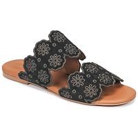 Topánky Ženy Šľapky See by Chloé SB30182 Čierna