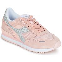 Topánky Ženy Nízke tenisky Diadora TITAN II W Ružová