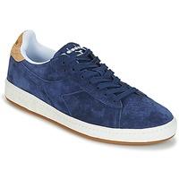 Topánky Muži Nízke tenisky Diadora GAME LOW SUEDE Modrá