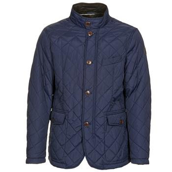 Oblečenie Muži Parky Marc O'Polo ACHILLE Námornícka modrá
