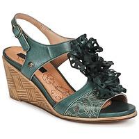 Topánky Ženy Sandále Neosens NOAH Zelená