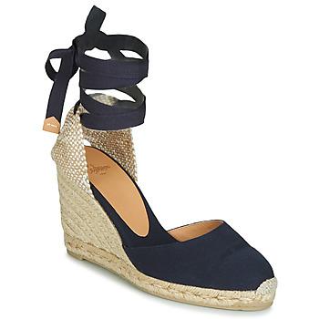 Topánky Ženy Sandále Castaner CARINA Námornícka modrá