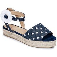 Topánky Ženy Sandále Castaner WOXOC Námornícka modrá