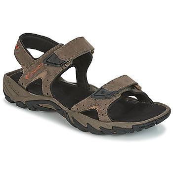 Topánky Muži Športové sandále Columbia SANTIAM™ 2 STRAP Hnedá