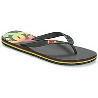 Topánky Muži Žabky DC Shoes SPRAY M SNDL RST Čierna