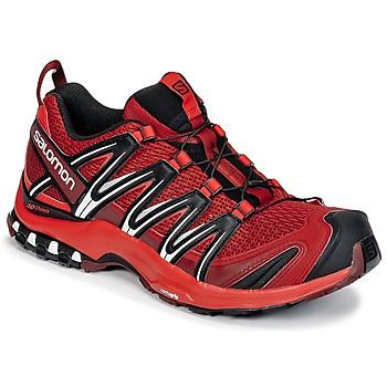 Topánky Muži Bežecká a trailová obuv Salomon XA PRO 3D Červená / Čierna