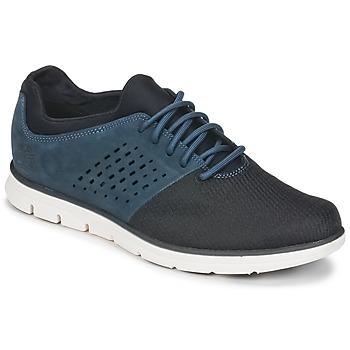 Topánky Muži Nízke tenisky Timberland BRADSTREET F/L OXFORD Námornícka modrá