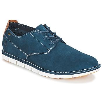 Topánky Muži Derbie Timberland TIDELANDS OXFORD Námornícka modrá