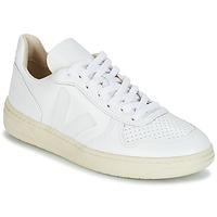 Topánky Nízke tenisky Veja V-10 Biela