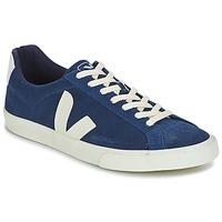 Topánky Muži Nízke tenisky Veja ESPLAR LOW LOGO Modrá