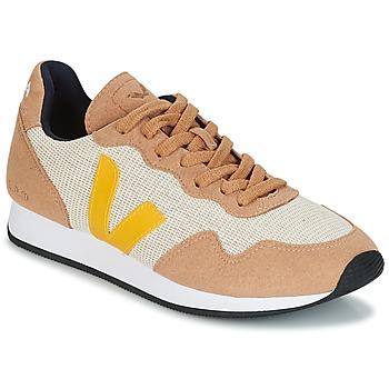 Topánky Ženy Nízke tenisky Veja SDU Béžová / Žltá